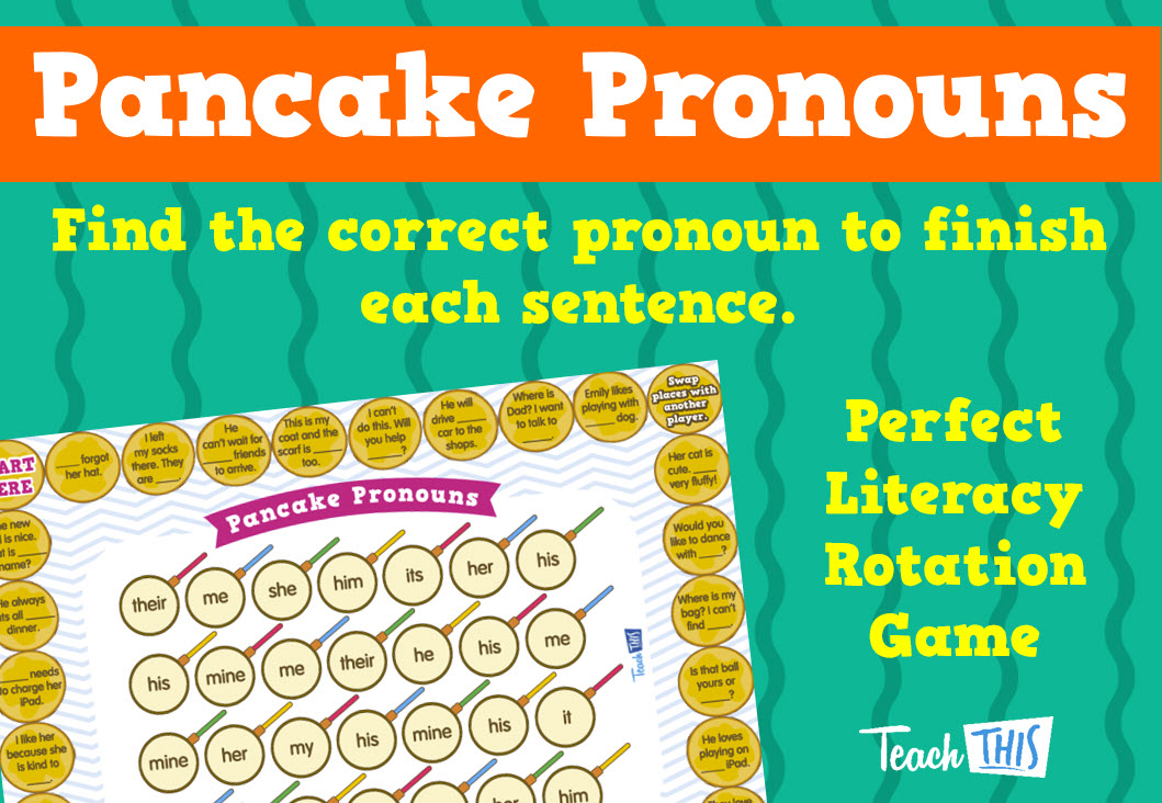 Pancake Pronouns