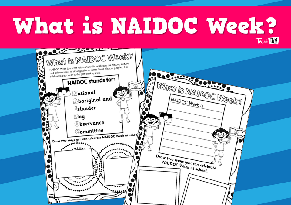 What is NAIDOC Week