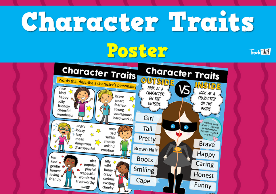 Character Traits - Poster