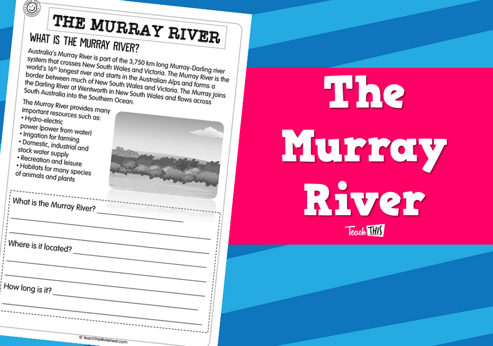 The Murray River (2pg)