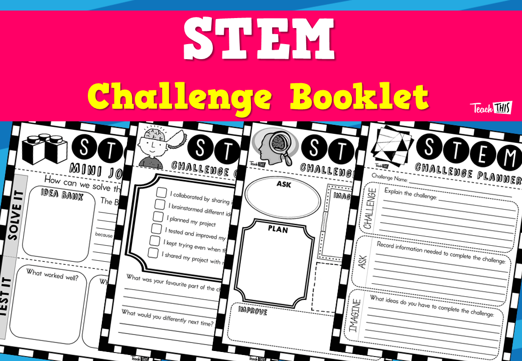 STEM - Challenge Booklet