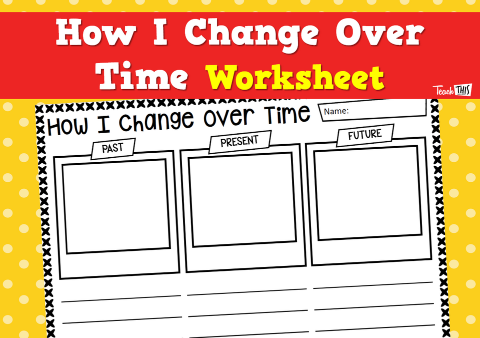 Past, Present and Future - Worksheet