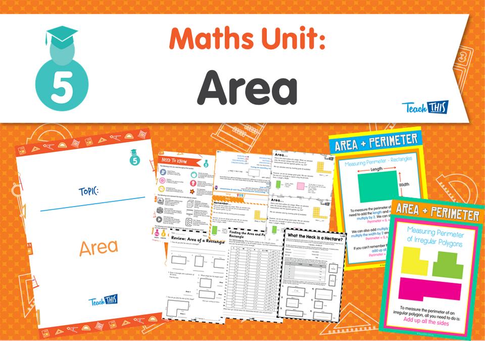 Maths Unit: Area