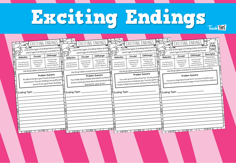 Exciting Endings