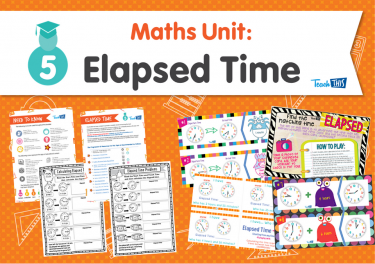 Maths Unit: Elapsed Time