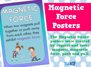Magnetic Force Posters