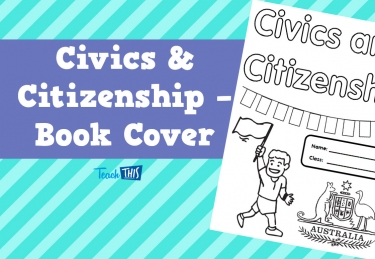 Civics & Citizenship - Book Cover