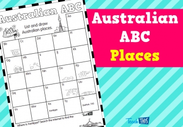 Australian ABC - Places