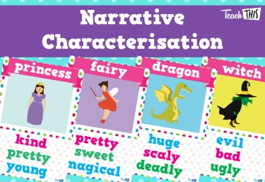 Narrative Characterisation - Lower