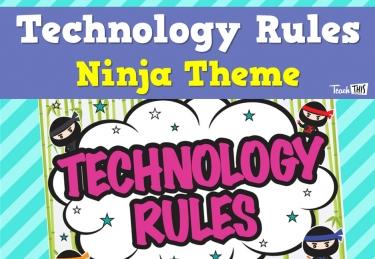 Technology Rules - Nimble Ninjas