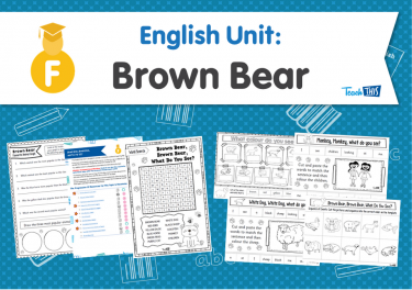 English Unit: Brown Bear