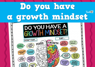 Do you have a growth mindset?