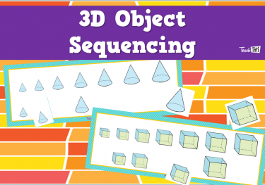 3D Object Sequencing