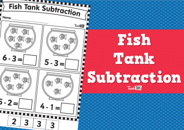 Fish Tank Subtraction