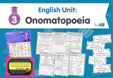 English Unit: Onomatopoeia