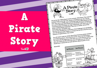 A Pirate Story