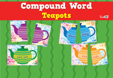 Compound Word Teapots