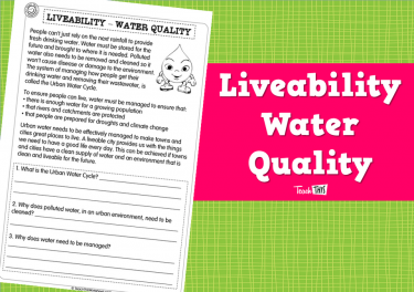Liveability - Water Quality
