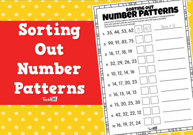 Sorting Out Number Patterns