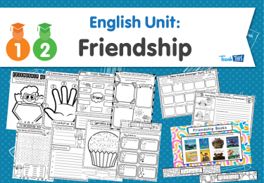 English Unit: Friendship