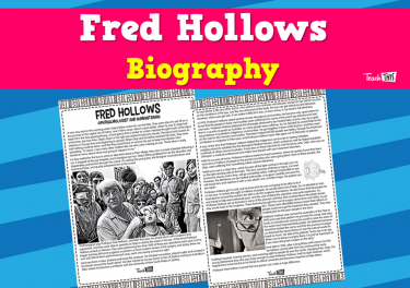 Fred Hollows Biography