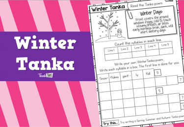 Winter Tanka