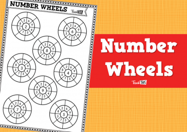 Number Wheels