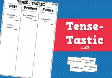 Tense-Tastic