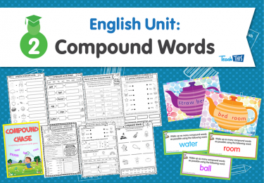 English Unit: Compound Words