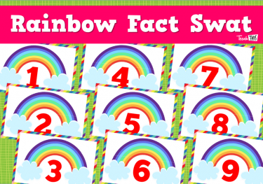 Rainbow Fact Swat