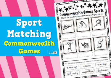 Sport Matching Commonwealth Games