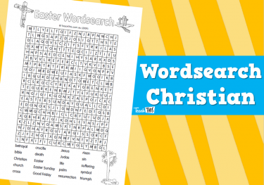 Wordsearch - Christian