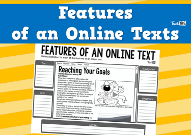 Features of an Online Text