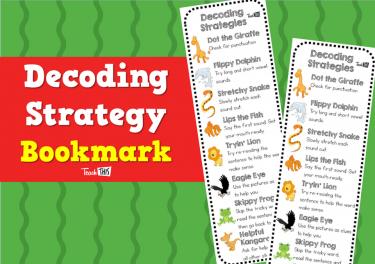 Decoding Strategy Bookmark