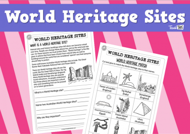 World Heritage Sites (pg2)
