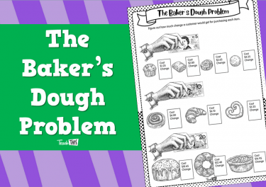 The Baker's Dough Problem