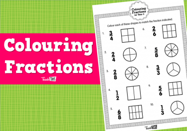 Colouring Fractions