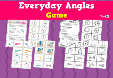 Everyday Angles Game