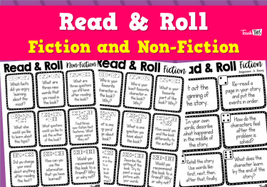Read and Roll - Fiction & Non-Fiction