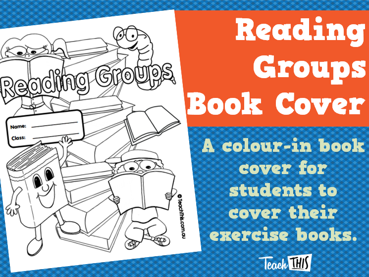 Book Cover Printable Jobs : Reading groups book cover printable covers for